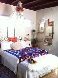 Boho Eclectic Decor Boho Bedroom Bohemian Bedrooms Filled Exotic Decor Plenty Color