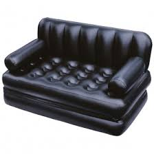 inflatable furniture. Double 5-In-1 Couch Inflatable Furniture
