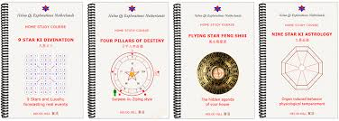 Heluo Hill Home Study Course Feng Shui 9 Star Ki Four
