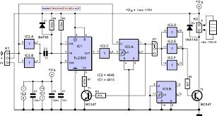 radio remote control circuit diagram the wiring diagram radio control circuit schematic radio printable wiring circuit diagram