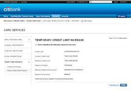 Credit Line Increase Get Credit Line Citibank Thailand