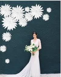 Paper Flower Wedding Decorations Flower Wall Backdrop Paper Flower Wedding Decoration Wall Art Flower