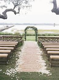 20 wedding aisle runners ideas will make your wedding more Wedding Aisle Runner Decorations rustic burlap and petal wedding aisle runner ideas wedding aisle runner ideas