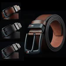 mens genuine leather belts all italian top full grain real leather casual belt for men causal