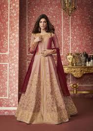 Anarkali Dress Design - Buy Now Online   Gunj Fashion