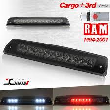 2001 Dodge Ram 3rd Brake Light 94 01 Dodge Ram Clear Smoke Lens 3rd Brake Cargo Lamp