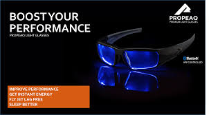 new propeaq light glasses used for athletes to win medals in rio 2016