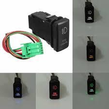 Toyota Hilux Fog Light Switch Led Fog Light On Off Switch For Toyota Landcruiser Fj