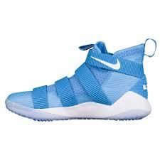 Design Your Own Lebron 11 Coast White Nike Lebron Soldier 11 Mens Basketball Shoe