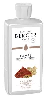 Lampe Berger Navulling Winterwood 500 Ml 115036 Lodor Geur