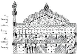 Islamic Coloring Sheets Coloring Pages Islamic Coloring Pages Free
