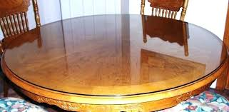 custom glass table top covers cover toronto rs r furniture with round spandex