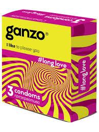 <b>Презервативы Long</b> Love № 3 С бензокаином (анестетиком) для ...