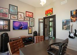 a home office is usually the best room in a home to use bookshelf or floorstanding speakers because there is often an actual bookshelf available or free best office speakers