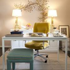 chic office ideas. Delighful Office Home Office  Shabbychic Style Freestanding Desk Home Idea In  Orange County With Inside Chic Office Ideas