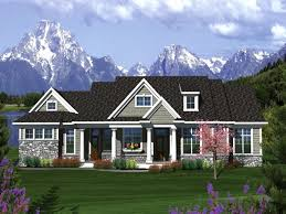 walkout house plans home lakefront donald gardner hillside canada hillside walkout basement house plans
