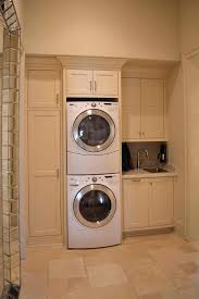 stackable washer and gas dryer. Stacked Washer Dryer Beautiful Laundry Room Ideas With And Decorating For Elegant Height Stackable Gas S