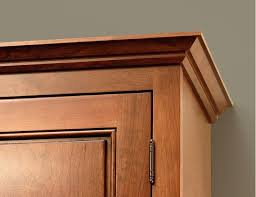 cabinet crown molding recently cherry inset cabinet with low profile crown molding kitchen kitchen cabinet crown