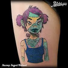 студия татуировки ленинград