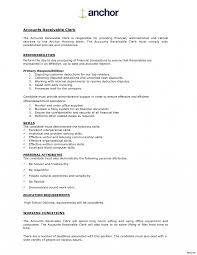 Templateslate Of Accounts Payable Duties Resume Position Objective
