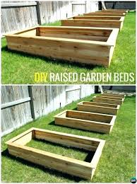 pressure treated wood for garden beds wood for raised bed vegetable garden raised garden bed ideas