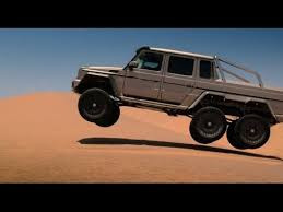 mercedes 6x6. Exellent 6x6 Mercedes G63 AMG 6x6 Review  Top Gear Series 21 BBC On YouTube