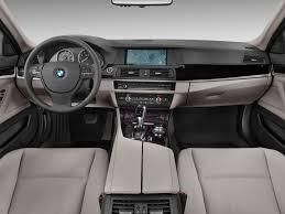 2011 BMW 5-Series Cockpit Interior Photo   Automotive.com