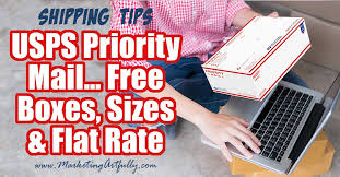 Usps Ebay Shipping Rates 2019 Chart Usps Priority Mail Free Boxes Sizes And Flat Rate