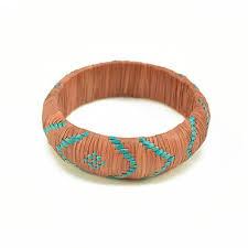 AUTUMN LARA LARGE BRACELET   Large bracelet, Leather bracelet, Turquoise  bracelet