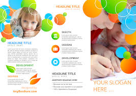 Education Brochure Templates Education