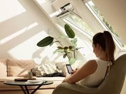 Elektrische Dachfenster Mit Solar Velux Integra