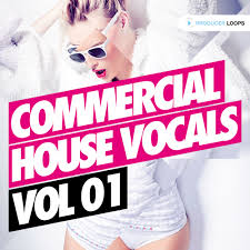 Commercial House Vocals Vol 1
