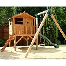 outdoor playhouse with slide outdoor wooden playhouse wooden playhouse plans luxury outdoor playhouses