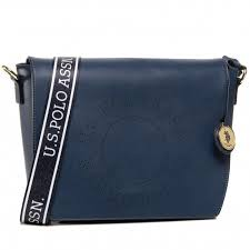 Handbag U.S. POLO ASSN. - Madison Cross.W/Flap Bag BEUIM2844WVP/212 Navy -  Cross Body Bags - Handbags | efootwear.eu