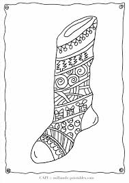 Small Picture Stocking Coloring Pages Coloring Sheets Only Pages Christmas