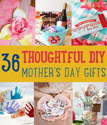 36 Thoughtful DIY Mothers Day Gifts | https://diyprojects.com/diy