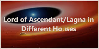 Lord Of Ascendant Lagna In Different Houses Astrotalk Blog