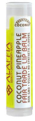 AlaffiaAlaffia <b>Everyday Coconut</b> Ethically Traded <b>Lip</b> Balm Coconut ...
