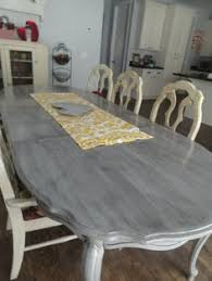 how to refinish a kitchen table part 2