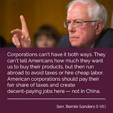 Tax Quotes Cool Better World Quotes Bernie Sanders On Tax Reform