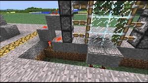 minecraft sliding glass doors with