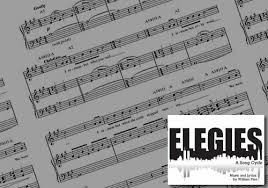 Image result for elegies a song cycle