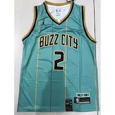 Paying homage to charlotte's history as home of the first u.s. Charlotte Hornets Lamelo Ball 2 Mint Green City 2020 Nba Jersey Stitched Jerseys For Cheap