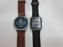 moto 2nd gen watch. moto 360 (2nd gen) vs apple watch 2nd gen