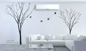 tree branch wall decor diy tree branch removable wall art stickers mural vinyl decal large tree