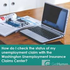 Bring the insurance claim check into a chase branch or mail it to us at the address provided on the cover sheet. How Do I Check The Status Of My Unemployment Claim With The Washington Unemployment Insurance Claims