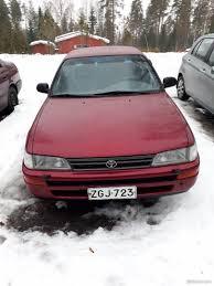 Toyota Corolla 1.6 XLi 4d Sedan 1997 - Used vehicle - Nettiauto