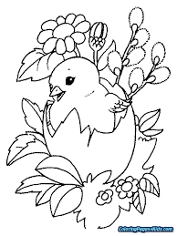 Chicken Coloring Pages Cute Chicken Coloring Pages Kentucky Fried