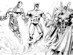 Guarda Tutti I Disegni Da Colorare Degli Avengers Www Con Avengers