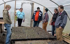 A fresh start: Harbor Roots Farm begins operation Tuesday   The Daily World